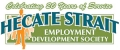 Hecate Straight Employment Logo